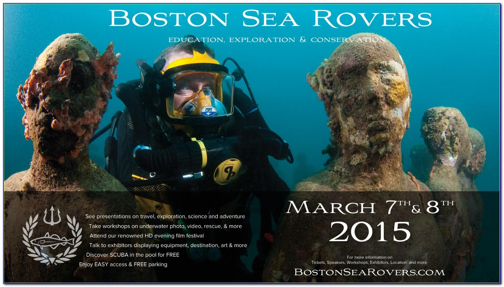 Dive Certification Boston