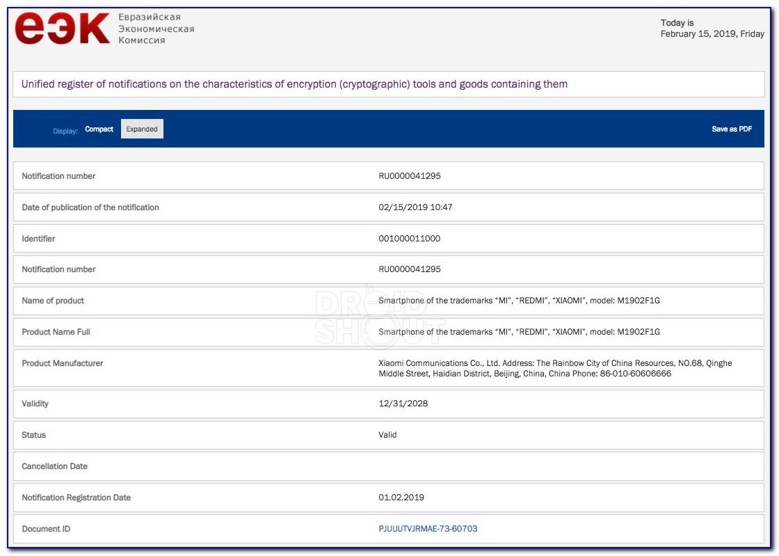 Eec Certified Massachusetts