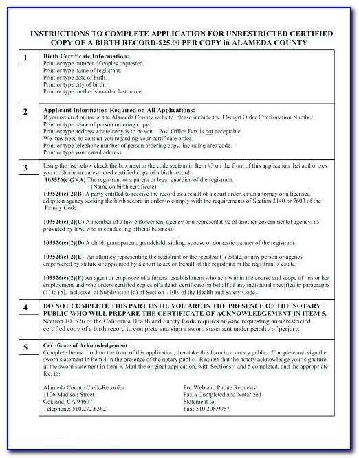 El Paso County Clerk Birth Certificates