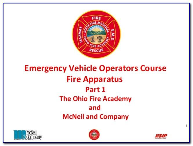 Emt Certification Ohio