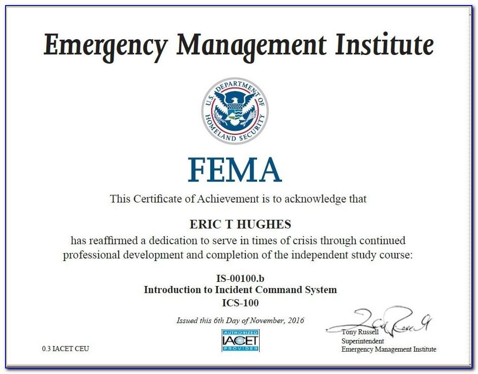 Emt Certification Online Ohio