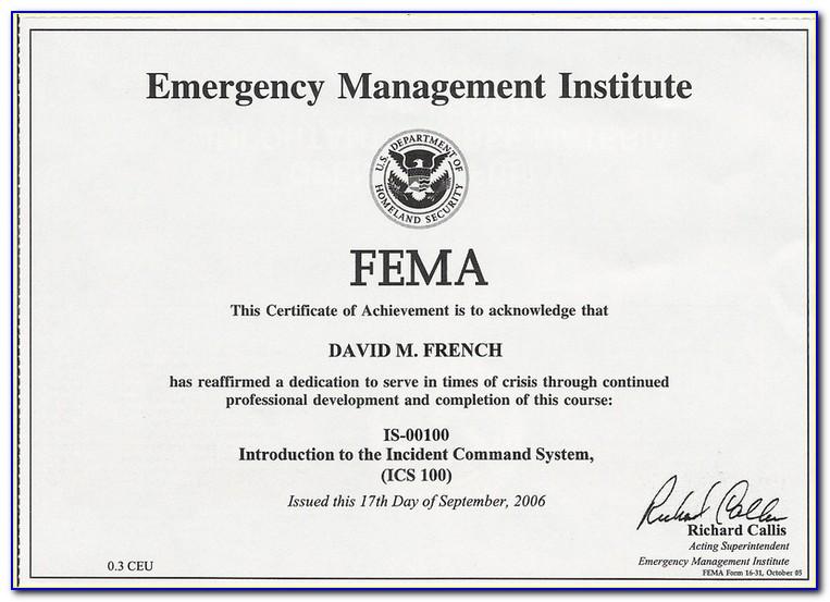 Emt Certification Vancouver Wa