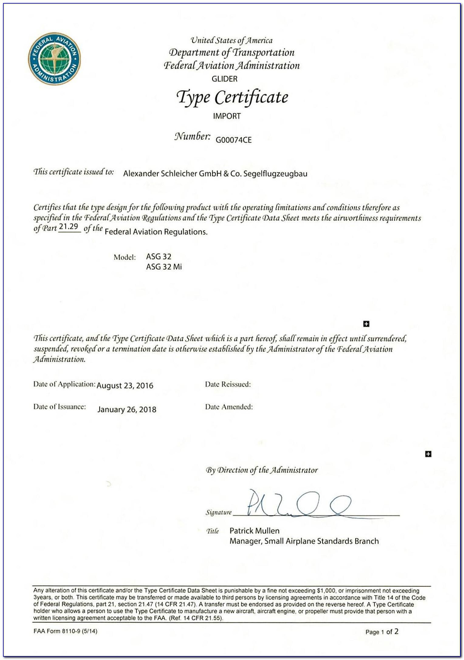 Faa Medical Certificate Search