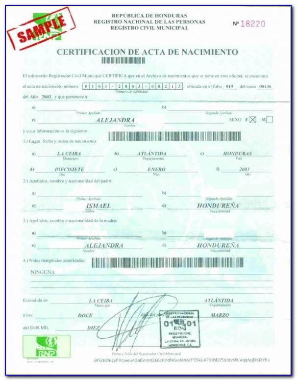 Get A Copy Of My Birth Certificate Near Me