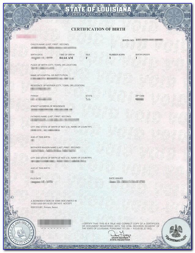 Get Apostille New York Birth Certificate