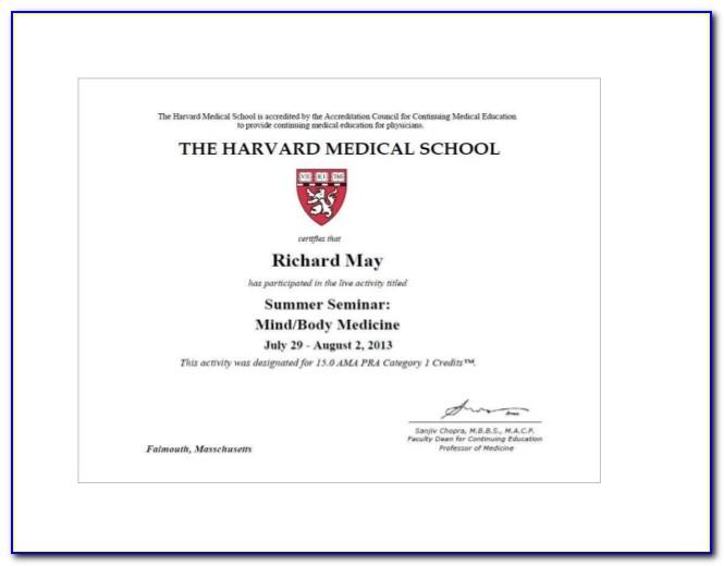 Harvard University Cybersecurity Certificate