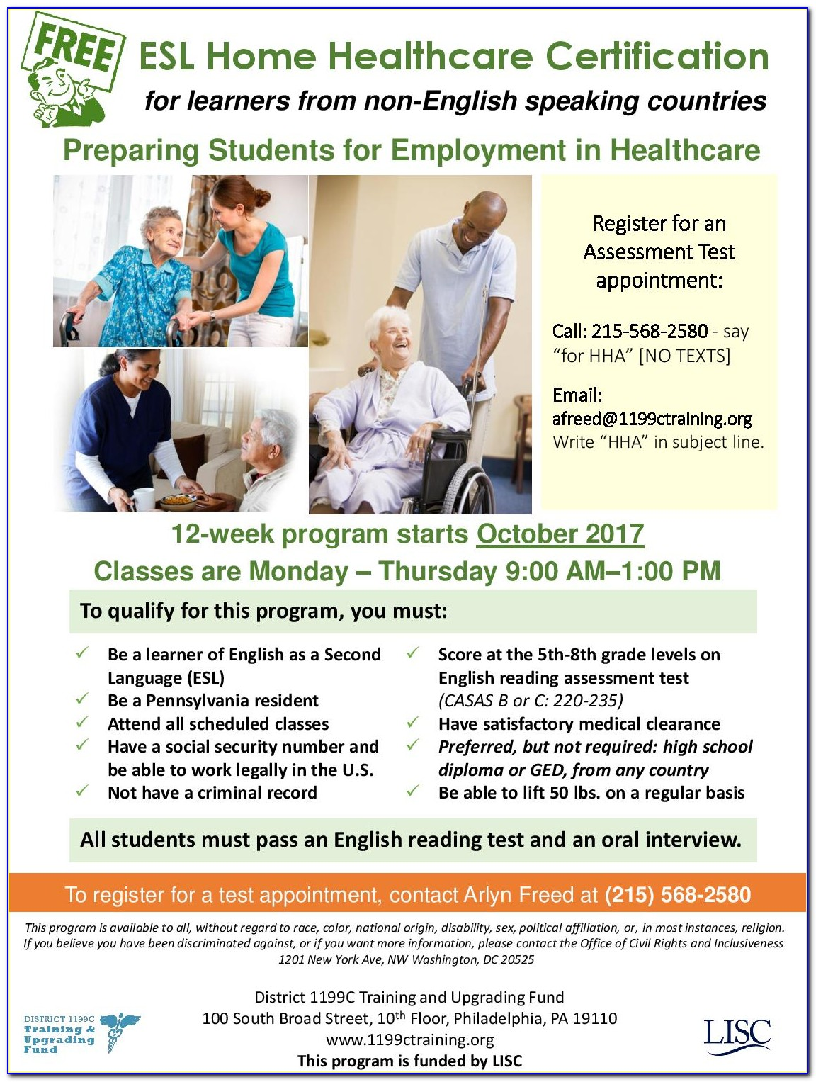 Home Health Aide Jobs No Certification