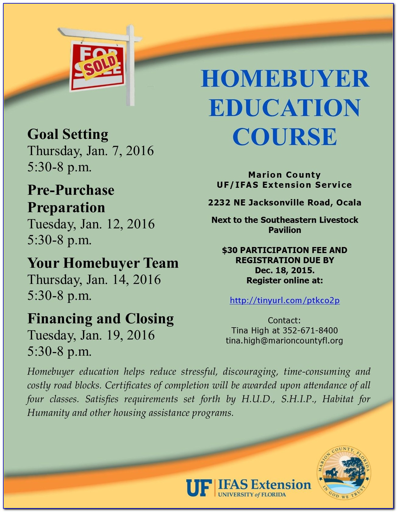 Homebuyer Education Certificate Fannie Mae