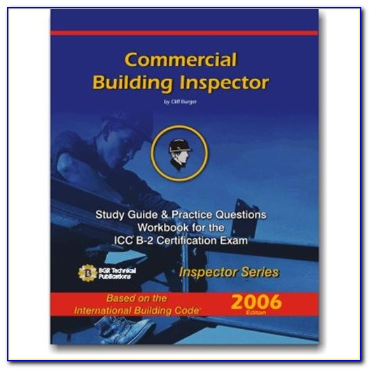Icc Inspector Certification Cost