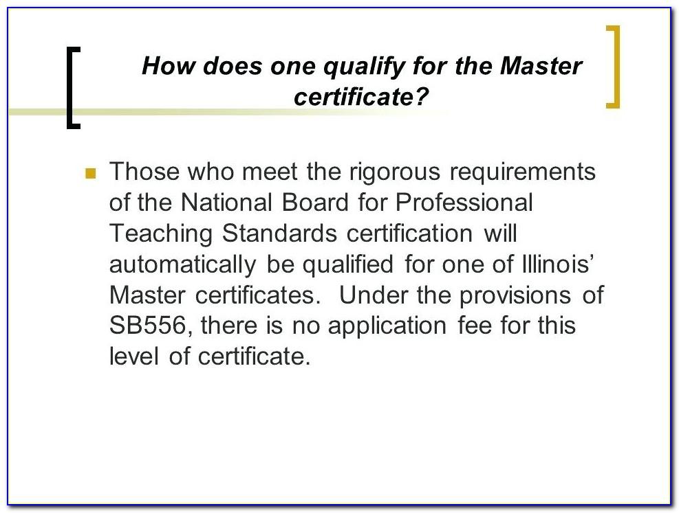 Illinois Teacher Certification Lookup