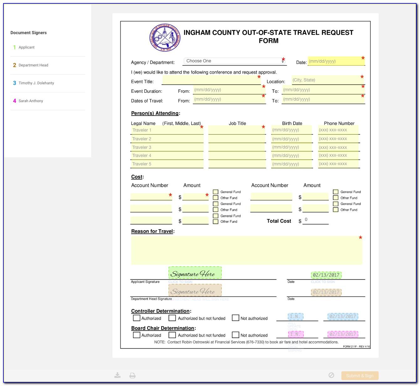 Ingham County Clerk's Office Birth Certificate