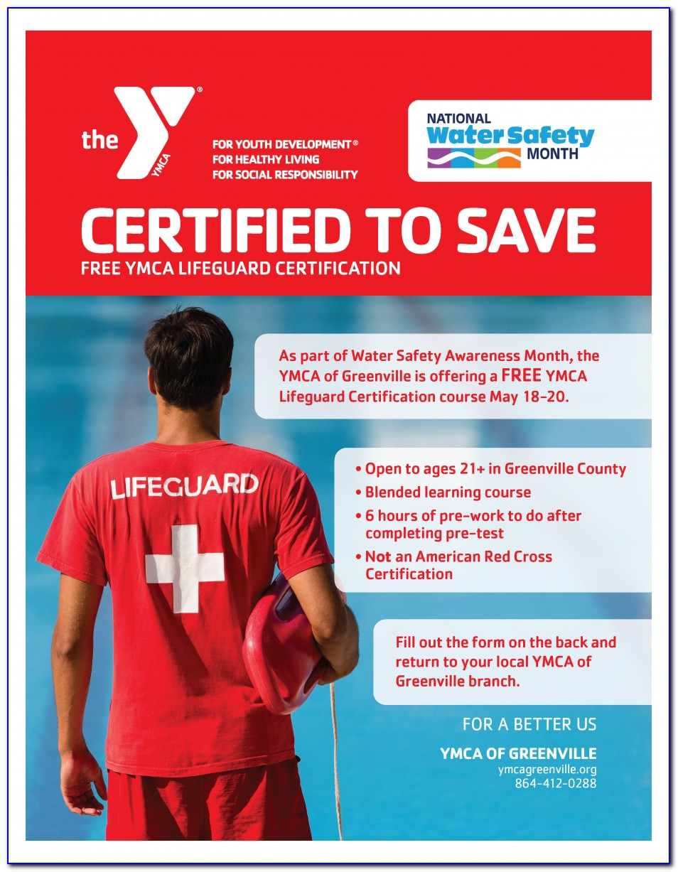 Lifeguard Certification Branford Ct