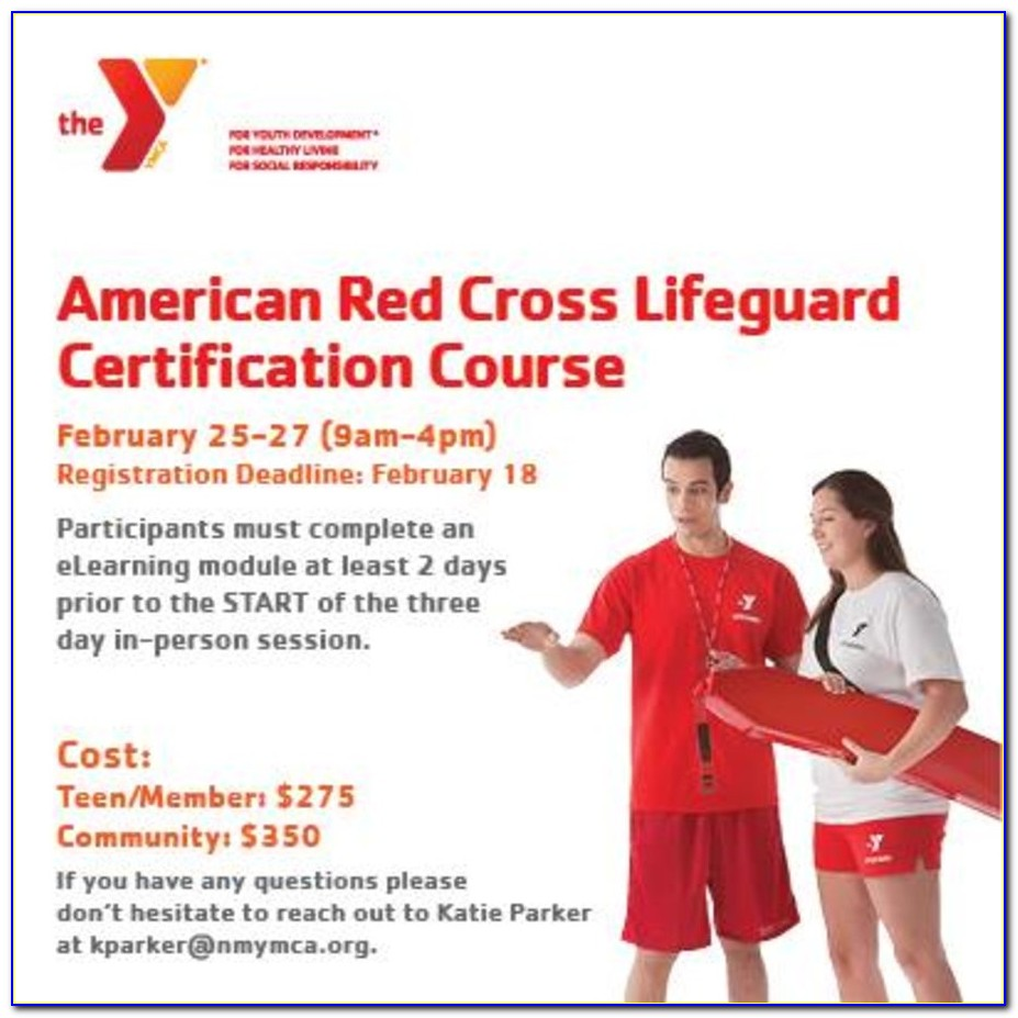 Lifeguard Certification Stamford Ct