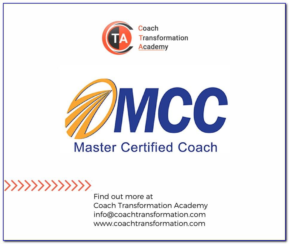 Mcc One Year Certificate Programs