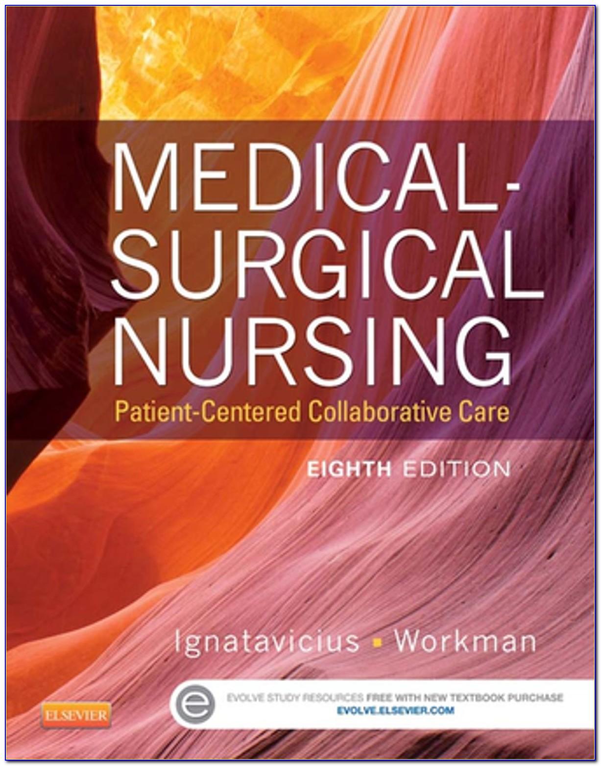 Med Surg Certification Study Book