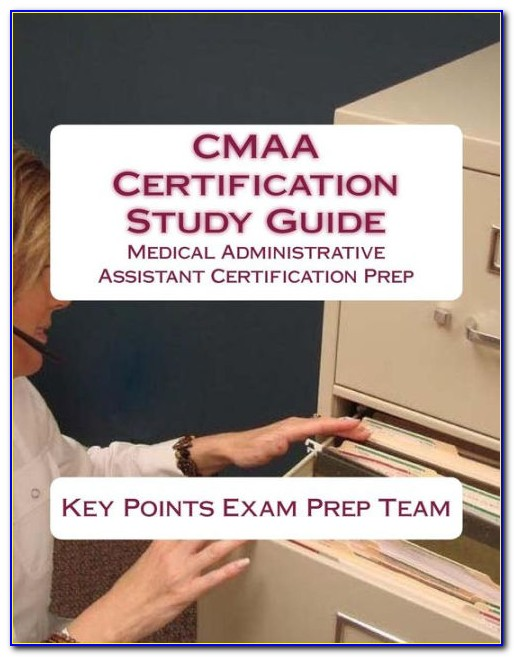Medical Assistant Certification Study Guide Pdf