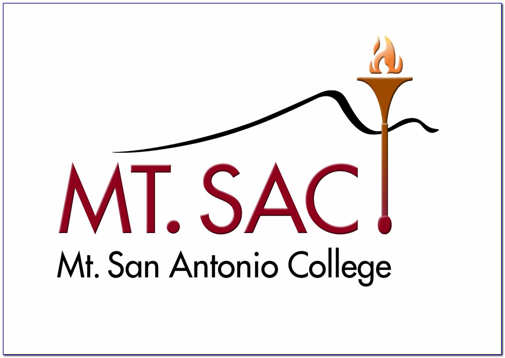 Mt Sac Certificate Programs