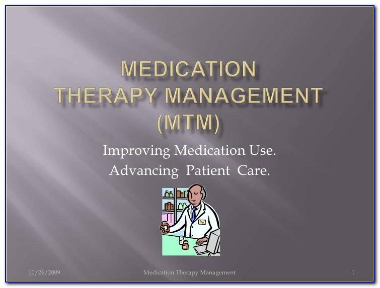 Mtm Certification Programs For Pharmacists