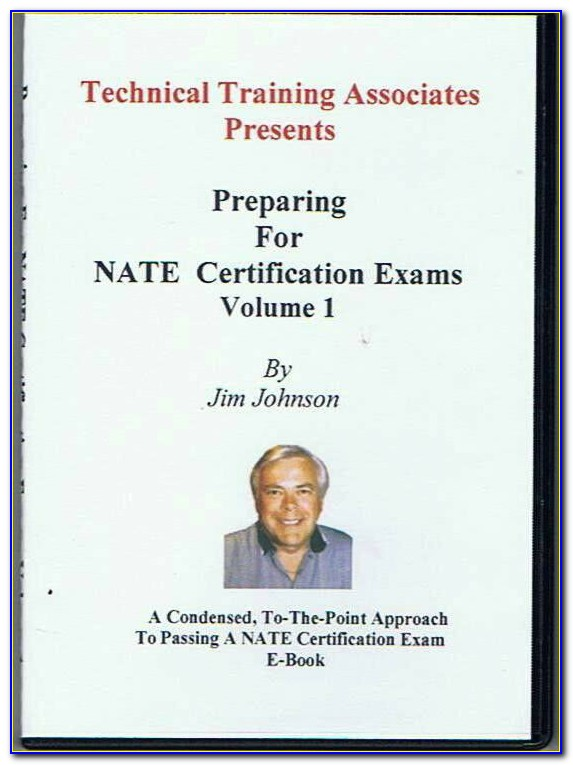 Nate Certification Practice Test Hvac