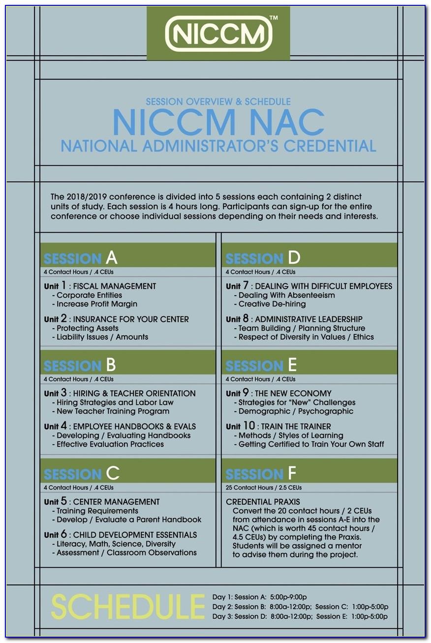 National Cda Certification Florida