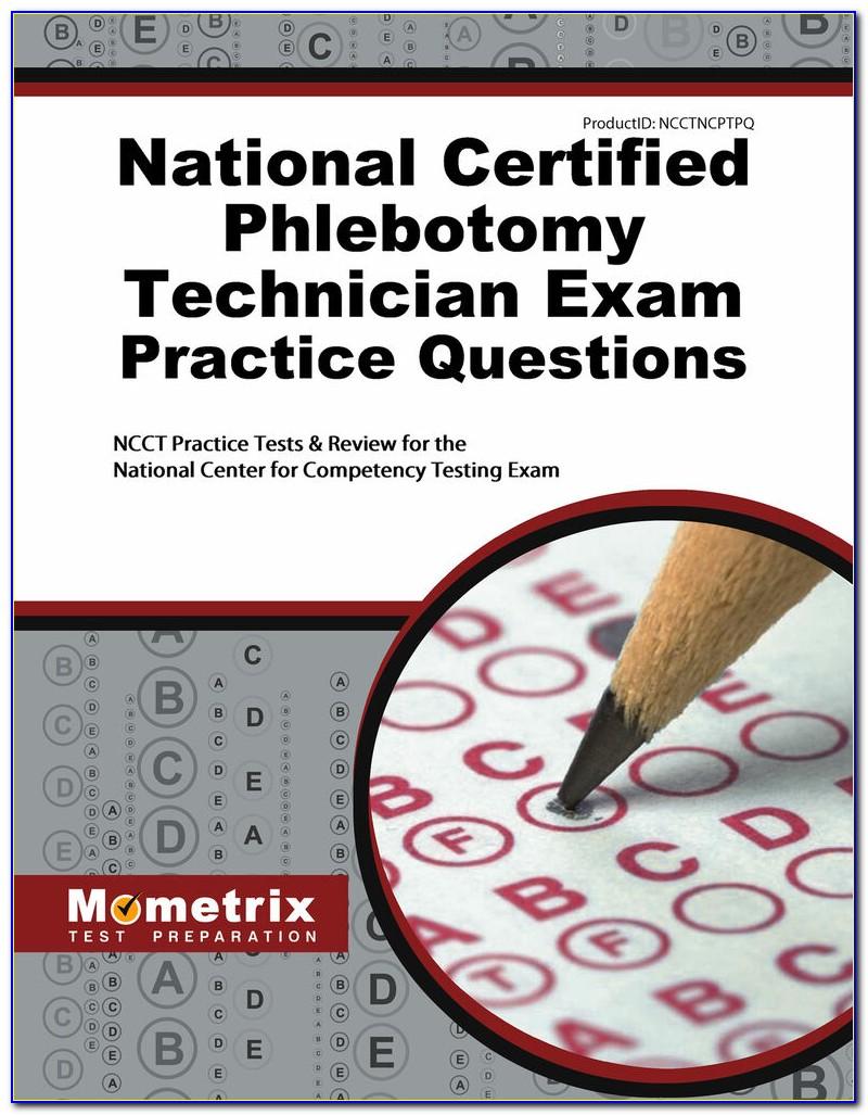 National Phlebotomy Certification Exam Online