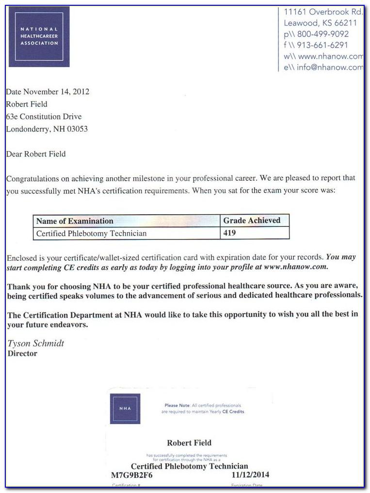 National Phlebotomy Certification Exam Practice