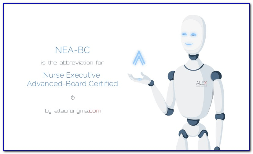 Nea Bc Certification Requirements