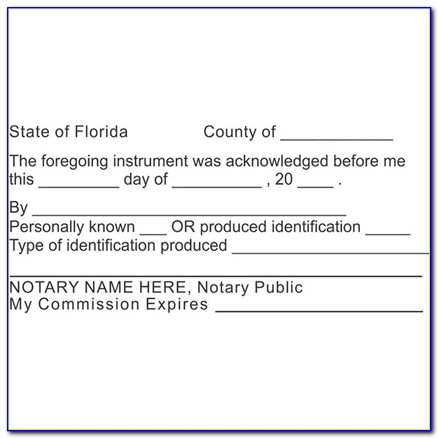 Notary Certified Copy Floridanotary Certified Copy Florida