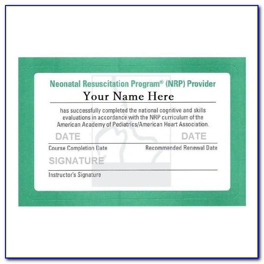 Nrp Certification Classes In Houston Tx