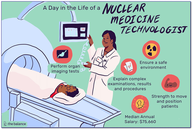 Nuclear Medicine Technologist Certification Online