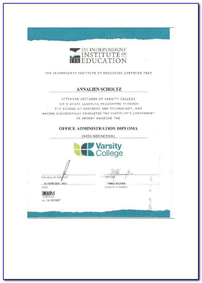 Office Administration Certificate Online Bc