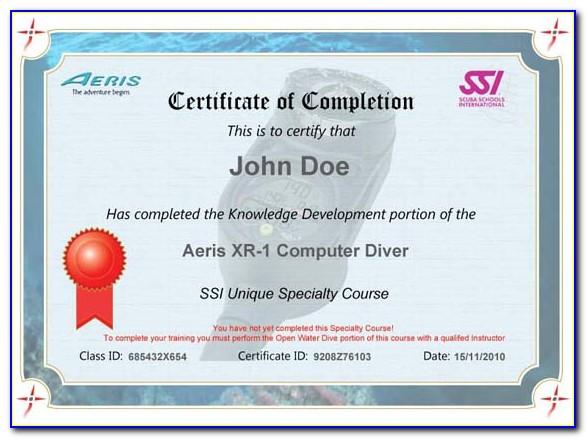 Online Computer Certificate Programs