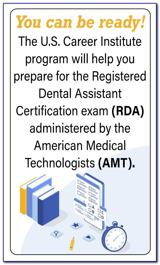 Online Dental Assistant Certification Programs