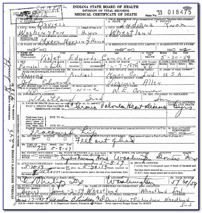 Order My Birth Certificate Online California