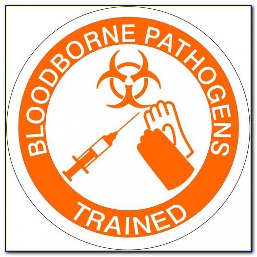 Osha Bloodborne Pathogens Certification For Tattoo Artist