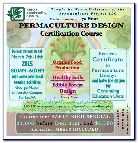 Permaculture Design Certificate Near Me
