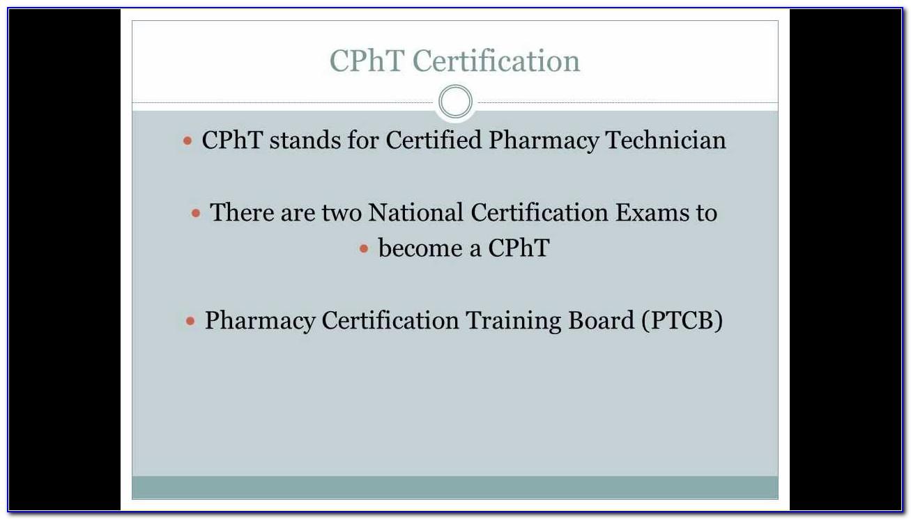 Pharmacy Technician Certification Study Guide Free Online