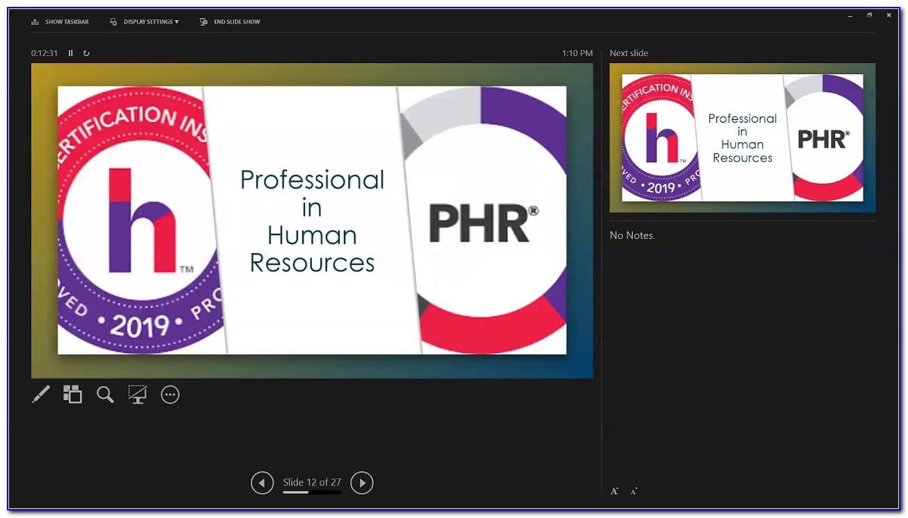 Phr Certification Classes In Houston Tx