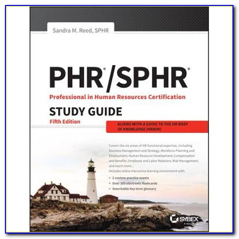 Phr Sphr Certification Guide Free Download