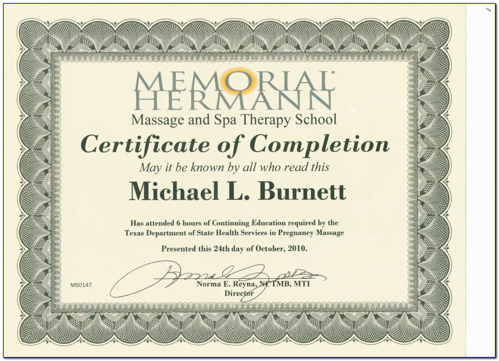 Prenatal Massage Certification Nc