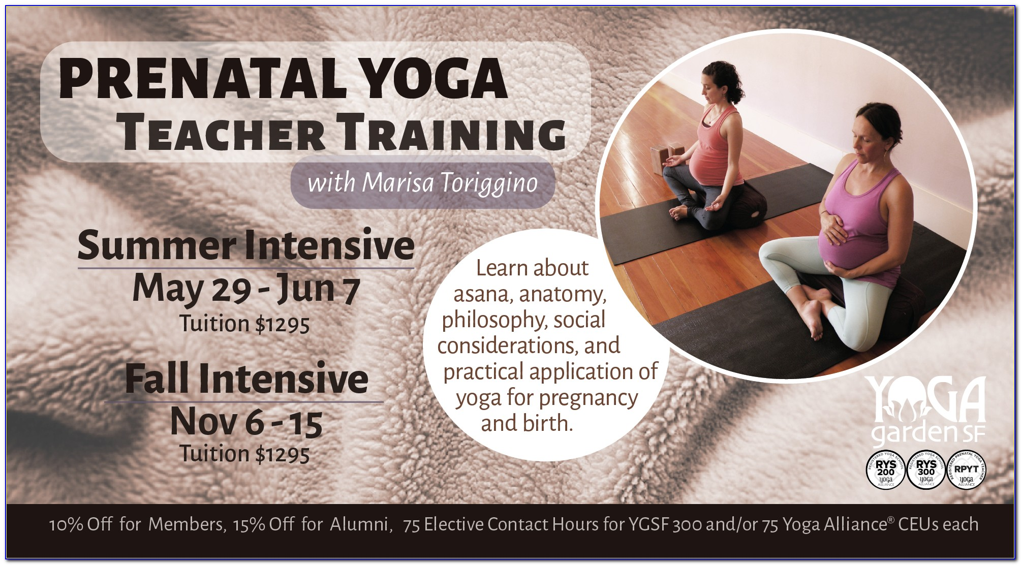 Prenatal Yoga Certification Arizona
