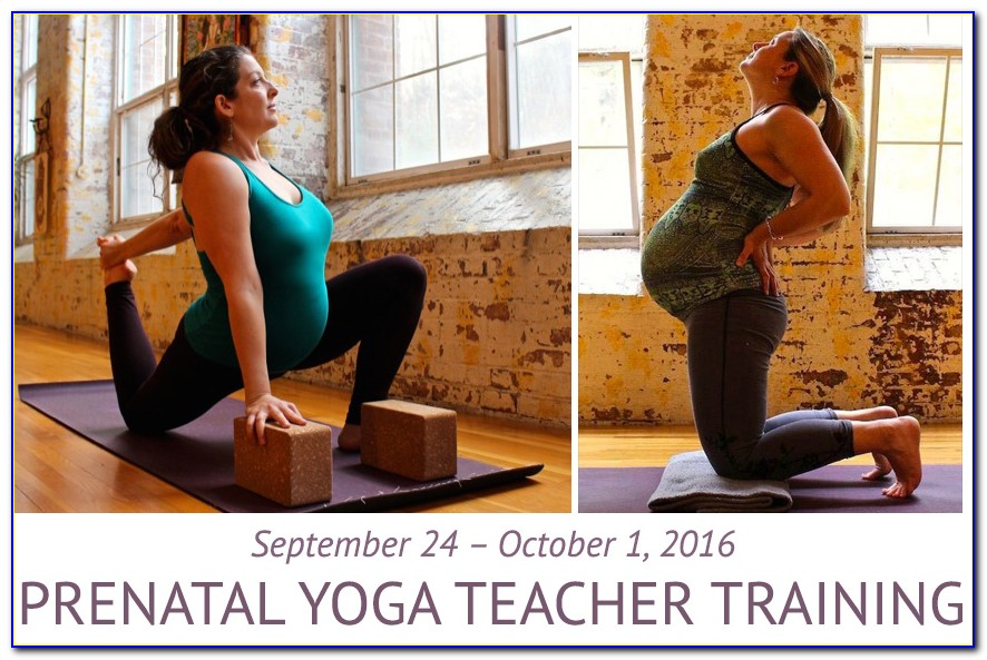 Prenatal Yoga Certification Chicago