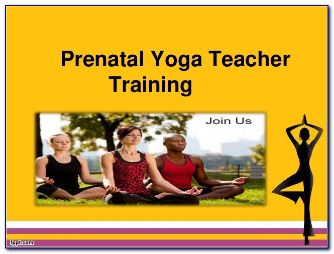 Prenatal Yoga Certification Near Me