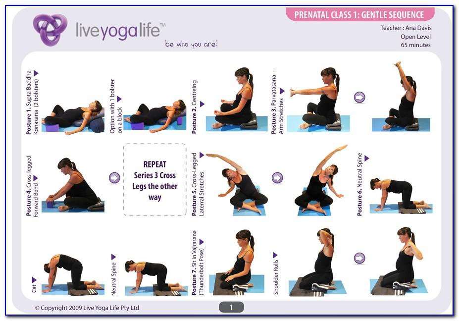 Prenatal Yoga Certification Nj
