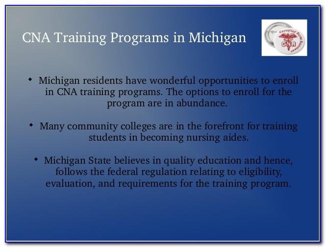 Prometric Cna Certification Michigan