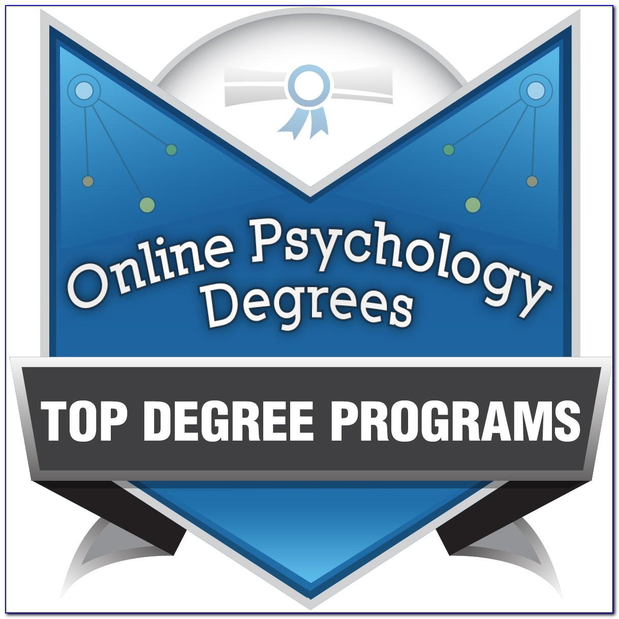 Psychology Certificate Programs California