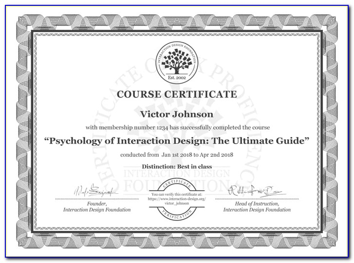 Psychology Certificate Programs In Boston