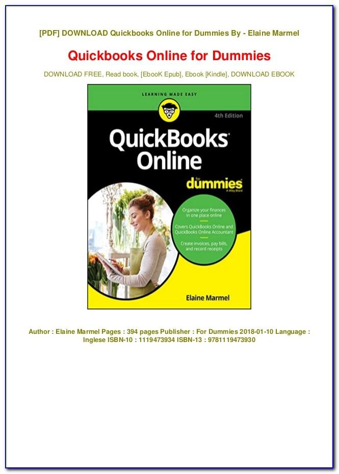 Quickbooks Online Certification Exam Answers 2018 Pdf