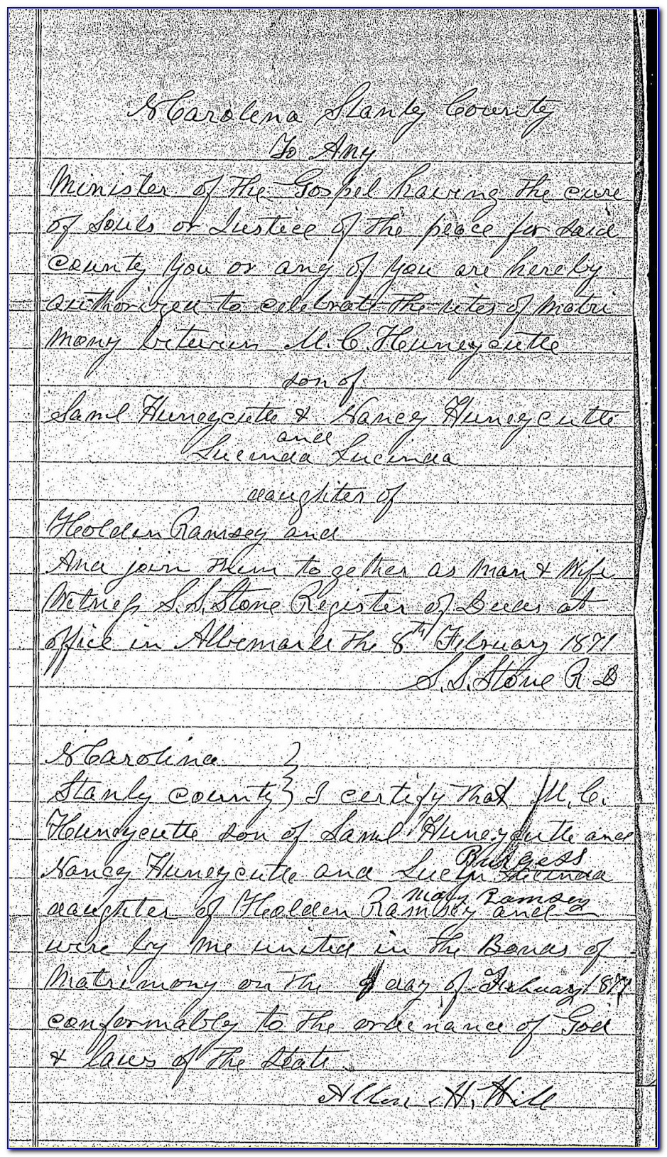 Ramsey County Birth And Death Records