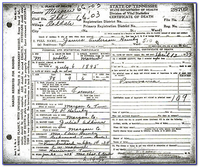 Ramsey County Birth Certificate Application
